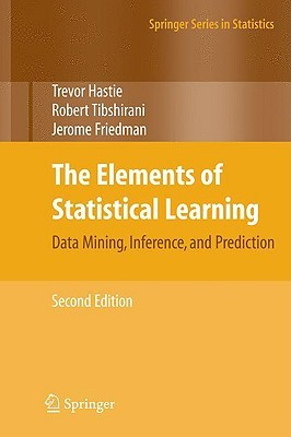 The Elements of Statistical Learning by Trevor Hastie