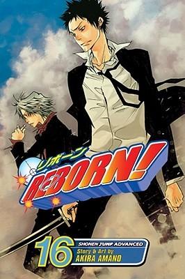Reborn! Vol. 16: Ten Years Later Arrives! (Reborn!, #16)
