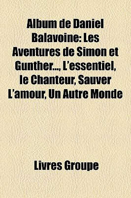Album De Daniel Balavoine