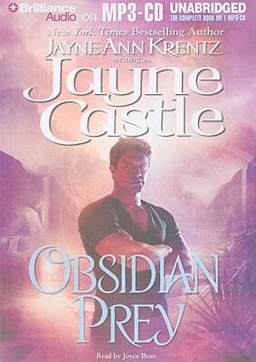 Obsidian Prey (Harmony, #6)