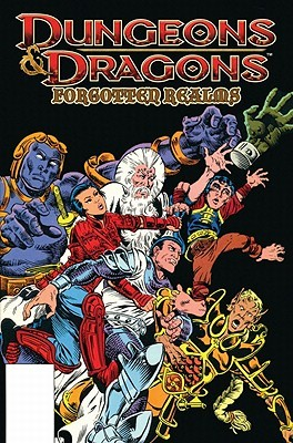 Dungeons & Dragons by Jeff Grubb