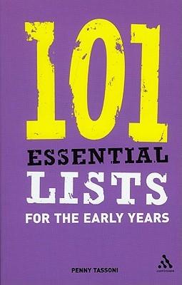 101 Essential Lists for the Early Years por Penny Tassoni EPUB MOBI