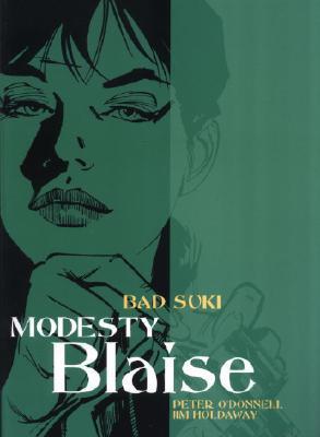 Bad Suki (Modesty Blaise Graphic Novel Titan #5)