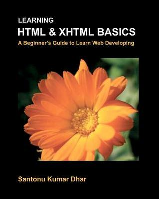 Learning HTML & XHTML Basics