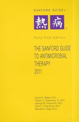 Sanford guide to antimicrobial therapy by david n gilbert fandeluxe Gallery