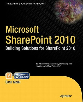 Microsoft SharePoint 2010 by Sahil Malik