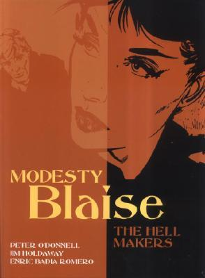 The Hell-Makers (Modesty Blaise Graphic Novel Titan #6)