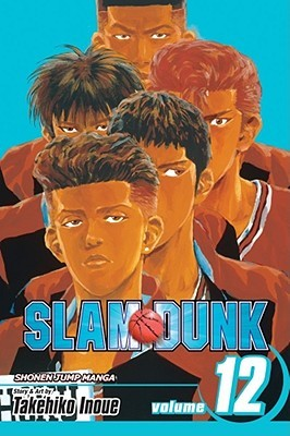 Slam Dunk, Vol. 12 by Takehiko Inoue