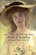 Anne d'Avonlea (La saga d'Anne, #2)