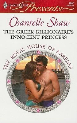 The Greek Billionaires Innocent Princess...