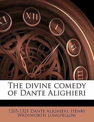 The Divine Comedy of Dante Alighieri Volume 3