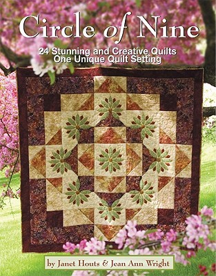 Circle of Nine: 24 Stunning and Creative Quilts One Unique Quilt ... : creative quilts - Adamdwight.com