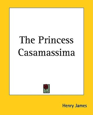 The Princess Casamassima