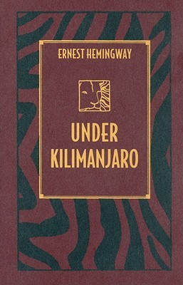 Under Kilimanjaro Limited Edition