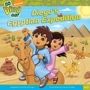 Diego's Egyptian Expedition by Emily Sollinger