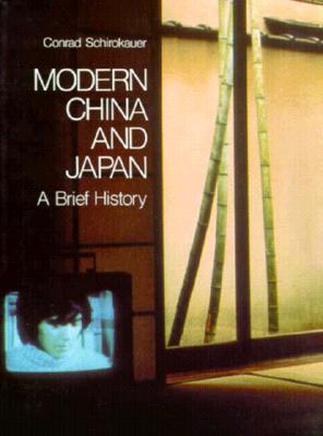 Modern China and Japan: A Brief History