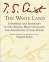 The Waste Land: Facsimile Edition