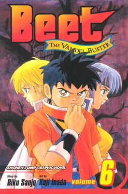 Beet the Vandel Buster, Vol. 6