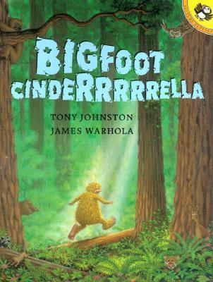 Bigfoot Cinderrrrrella