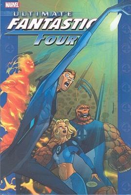 Ultimate Fantastic Four, Vol. 4