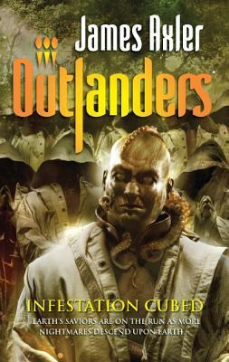Infestation Cubed (Outlanders, #59)