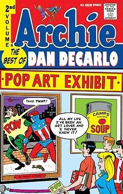 Archie: The Best of Dan DeCarlo, Vol. 2