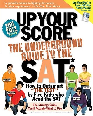 Up Your Score (2011-2012 edition) by Larry Berger