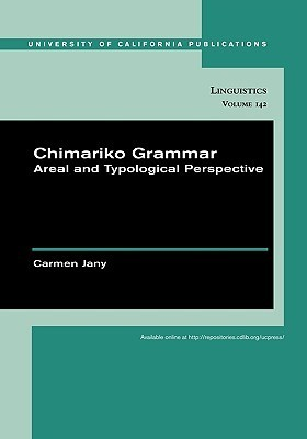 Chimariko Grammar: Areal and Typological Perspective