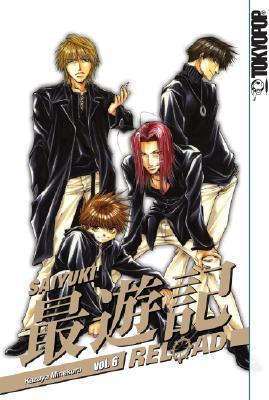Ebook Saiyuki Reload, Volume 6 by Kazuya Minekura PDF!