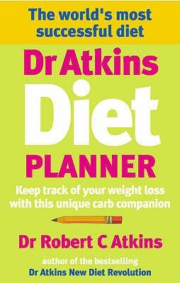 Dr Atkins Diet Planner: Keep track of your weight loss with this unique carb compani on