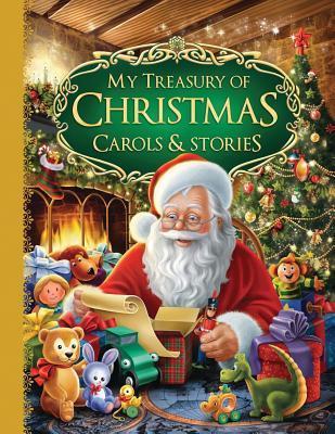 My Treasury of Christmas Carols & Stories by Hinkler Books