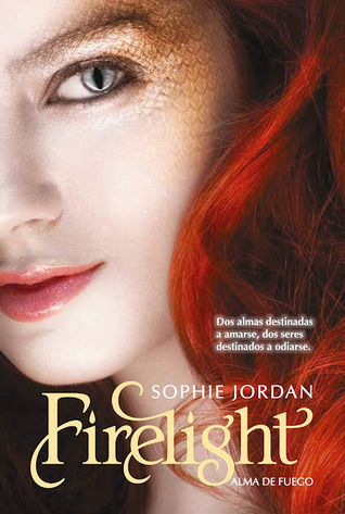 Firelight. Alma de fuego (Firelight, #1)
