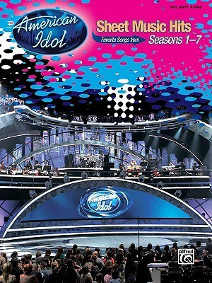 American Idol Sheet Music Hits, Seasons 1-7