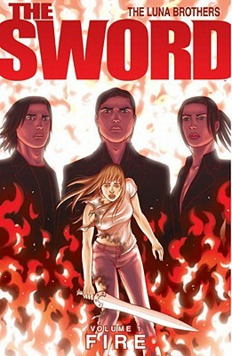 The Sword, Vol. 1: Fire