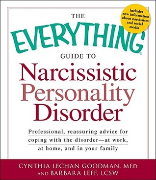 how to cope with narcissistic personality disorder