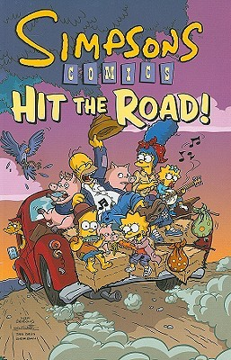 Simpsons Comics: Hit the Road!