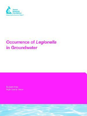 Occurrence of Legionella in Groundwater