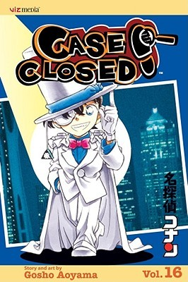 Case Closed, Vol. 16 by Gosho Aoyama