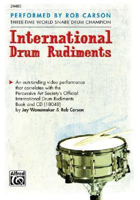 International Drum Rudiments: DVD