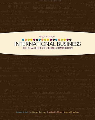 International Business: The Challenge of Global Competition [With Access Code]