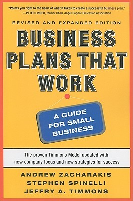 Ebook Business Plans That Work: A Guide for Small Business by Jeffry A. Timmons TXT!