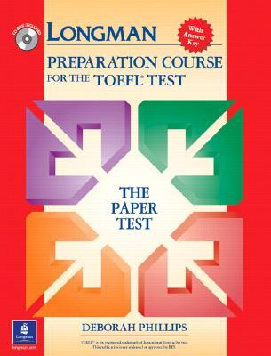Longman Preparation Course For The Toefl Test The Paper Test With