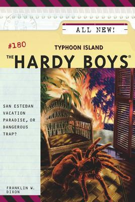 Typhoon Island by Franklin W. Dixon