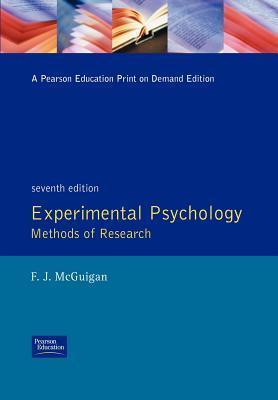 Psychology pdf experimental books