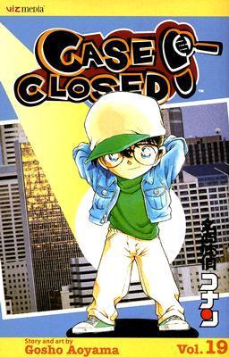Case Closed, Vol. 19 by Gosho Aoyama