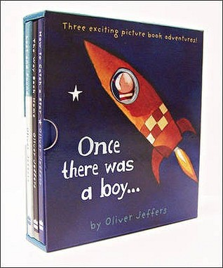 Once There Was a Boy--