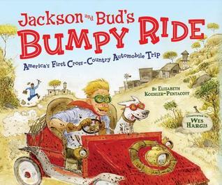 Jackson and Bud's Bumpy Ride by Elizabeth Koehler-Pentacoff