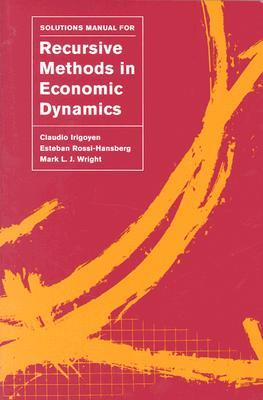 "Solutions Manual for ""Recursive Methods in Economic Dynamics"""