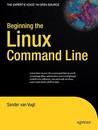 Beginning the Linux Command Line by Sander van Vugt