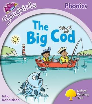 The Big Cod (Oxford Reading Tree: Stage 1: More Songbirds Phonics)